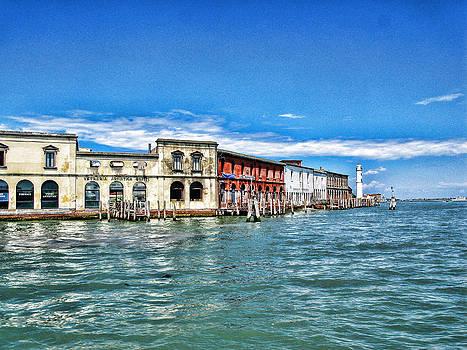 Venice by Sea by Oscar Alvarez Jr