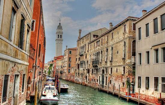 Ines Bolasini - Venice Canal