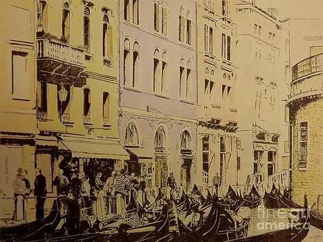 Venice color by Tony Ruggiero