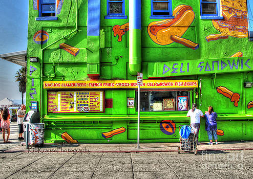 Venice Deli by Kip Krause