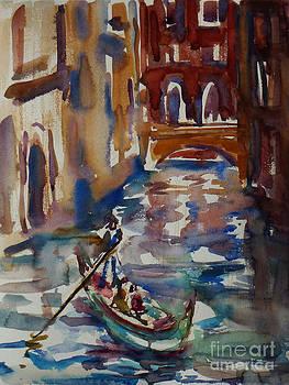 Xueling Zou - Venice Impression V