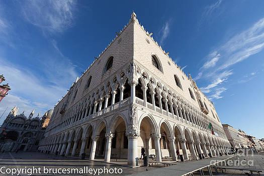 Venice is so cool by Bruce Smalley