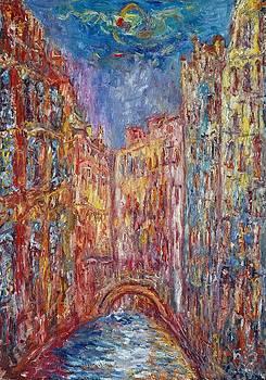 Venice IX by Borislav Djukanovic