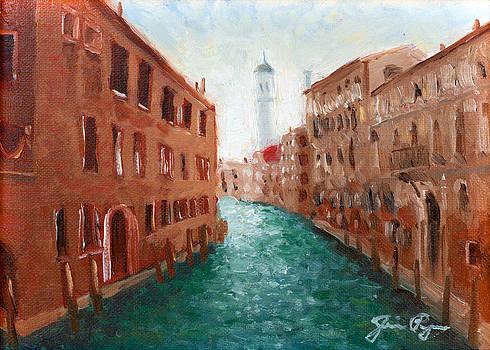 Venice by Jamie Pogue