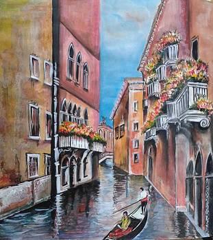 Venice by Kalpana Somalwar