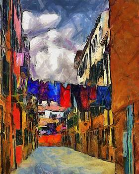Venice Laundry 2 by Cary Shapiro