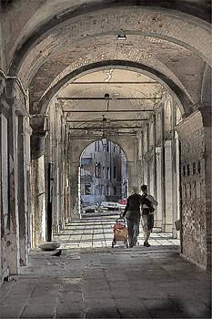 Venice Market by John Hix
