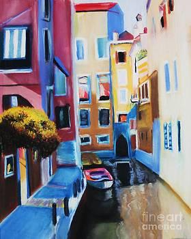 Venice by Melinda Etzold