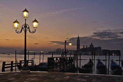 Venice Night Lights by Marion Galt