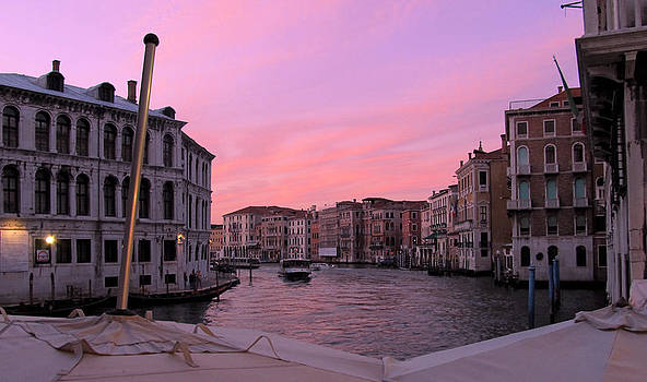 Venice by Bogdan Petrila