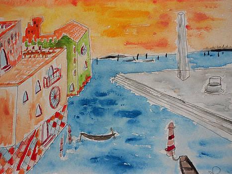 Venice by Raul Gubert