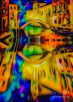 Algirdas Lukas - Venice Reflections
