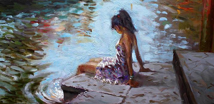 Ylli Haruni - Venice Reflections