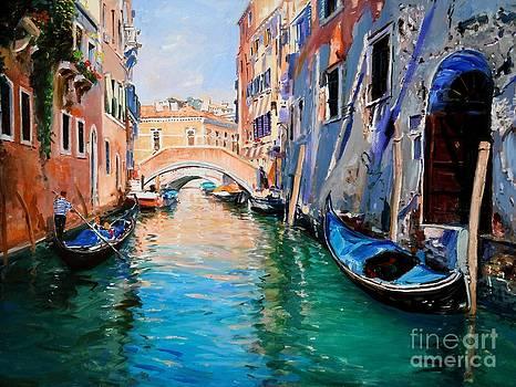 Venice by Sefedin Stafa
