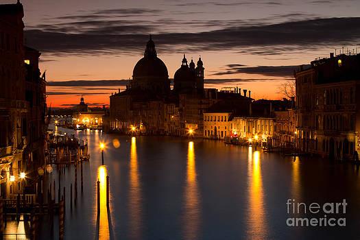 Venice Sunrise by Tom Hard