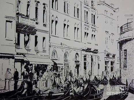 Venice by Tony Ruggiero