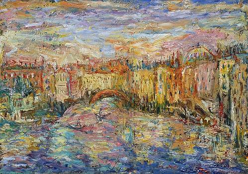 Venice VI by Borislav Djukanovic