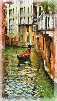 Venice View by Cary Shapiro