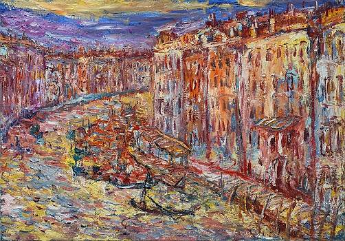 Venice VII by Borislav Djukanovic