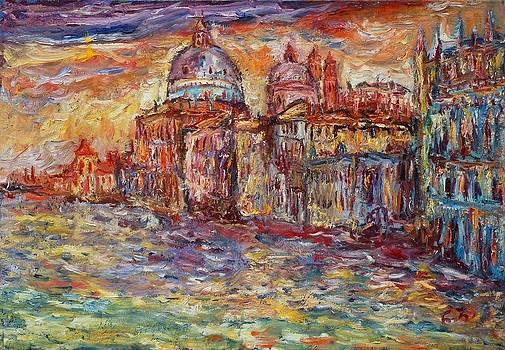 Venice X Santa Maria by Borislav Djukanovic
