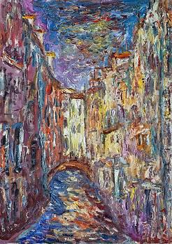 Venice XI by Borislav Djukanovic