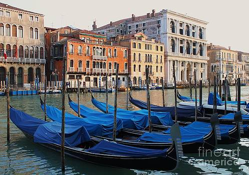 Venise Grand Canal by Bernard MICHEL