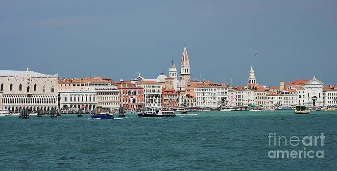 Venise panorama by Bernard MICHEL
