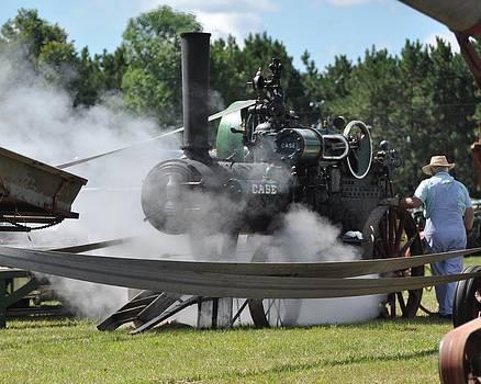 Valerie Kirkwood - Venting Steam