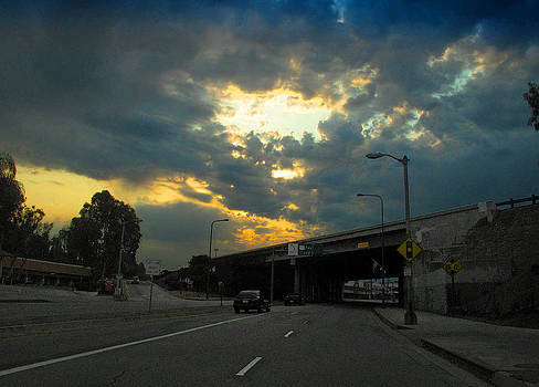 Ventura Blvd  by Russell Jenkins