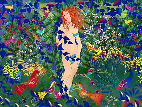 Venus at Exotic Garden by Gabriela Delgado