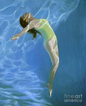 Candace Lovely - Venus Goes H2o