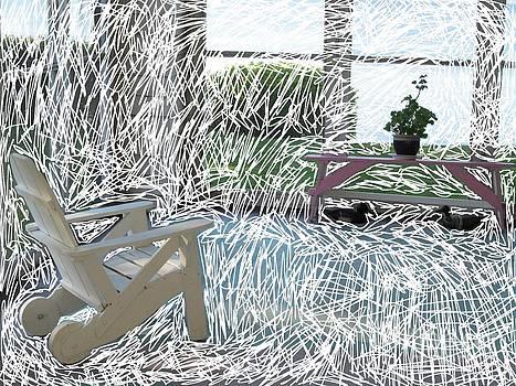 Veranda by Margaret Lindsay Holton