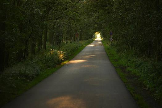 Verbindingsweg by Erik Tanghe