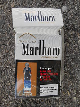 Verboden te roken by Ton Bocxe