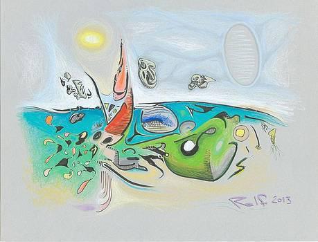 Verdant Chaos by Ralf Schulze
