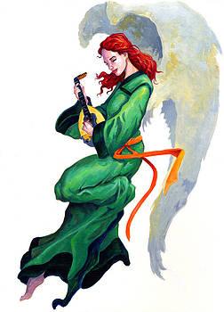 Verde Angel by Storn Cook