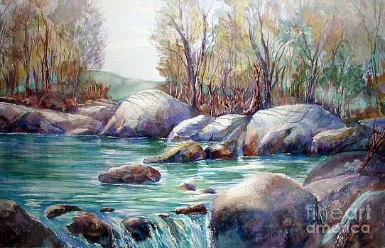 Verdon Gorge by John Mabry