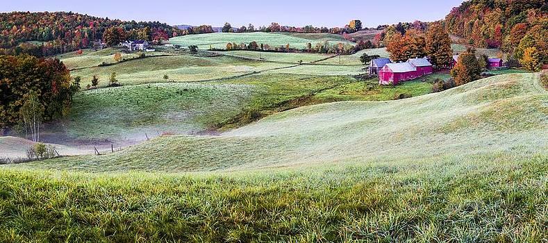 Vermont Farm by Kyle Wasielewski