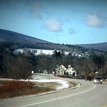 #vermont #mountains #road #cartrip by Essy Dias
