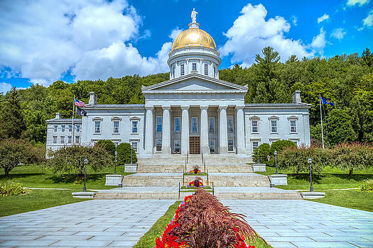 Vermont State Capitol by Jeremy Mancuso