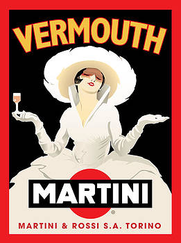 Vermouth Martini by Gary Grayson