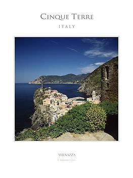 Vernazza Cinque Terre by Massimo Conti
