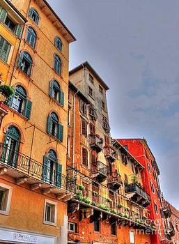 Ines Bolasini - Verona Buildings
