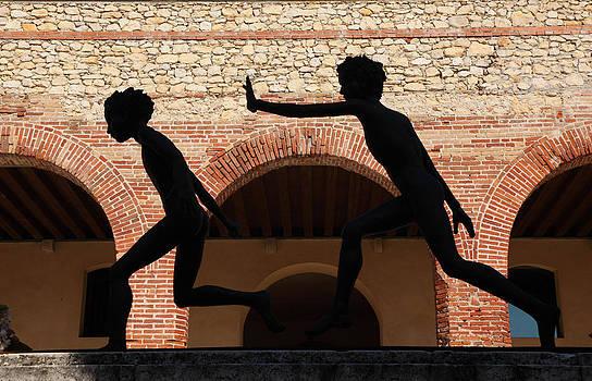 Verona Sculpture by Susan Rovira