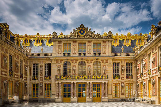 Inge Johnsson - Versailles Courtyard