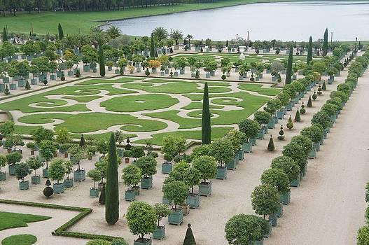 Versailles Garden by Kristine Bogdanovich