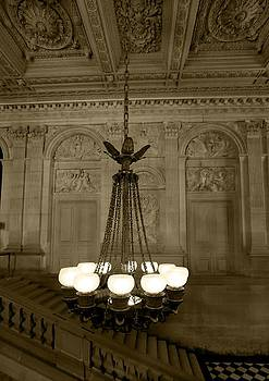 Versailles Palace  by Linda Russell