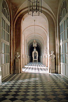 Robert Meyers-Lussier - Versailles Statuary Hall