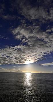 Matt Swinden - Vertical Caribbean Sunset II