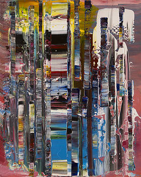 Vertical Horizon by Robert Horvath